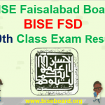 BISEFSD 10th Result 2018