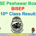 BISEP 10th Class Result 2018