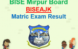 Mirpur Board Matric Result 2018