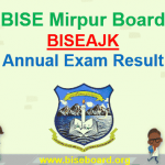 Mirpur Board Result 2018