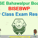 BISEBWP 9th Result 2018