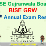 grw 12th Class Result 2018