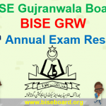 GRW 9th Class result 2018