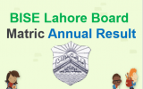 BISE Lahore Matric Result 2018 By School Code
