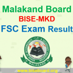 BISE Malakand Board FSc Result 2018
