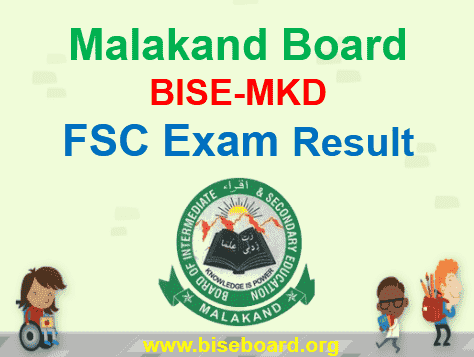 BISE Malakand Board FSc Result 2019