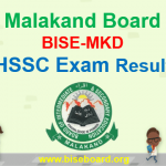 BISE Malakand Board HSSC Result 2018