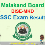 BISE Malakand Board SSC Result 2018