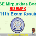 Mirpurkhas Board 11th Result 2018