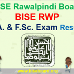 FA and FSC Result BISE Rawalpindi 2018