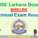 BISE Larkana Board Result 2018