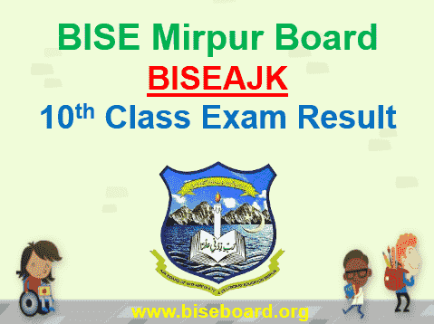BISE AJK Board Result 2019 10th Class