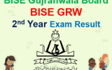 Bisegrw 2nd Year Result 2018