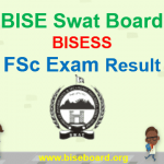 Swat Board FSc Result 2018