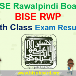 Rawalpindi Board 9th Class Result 2018