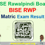 Rawalpindi Board Matric Result 2018